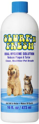 Millers Forge SlurpN Fresh Pet Breath Freshener 16Ounce >>> Find out more about the great product at the image link.