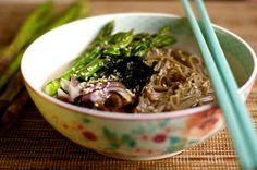 Domestic Sluttery: Gluten Free: Soba Noodle Soup