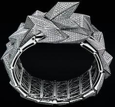 Madam has arrived - Audemars Piguet Diamond Fury Haute Joaillerie Watch : Luxurylaunches Audemars Piguet Price, Audemars Piguet Watches, Swatch Watch Price, High Jewelry, Women's Jewelry, White Gold Rings, Diamond Cuts, Jewelery, Sapphire
