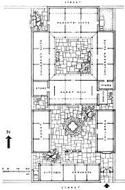 Image result for chinese courtyard house plans