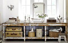 Lo básico para la decoración Vintage