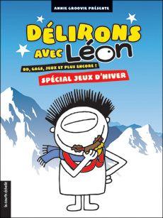 Explorez les Jeux olympiques 2010 avec Léon ! | La courte échelle