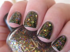 olive green glitter mix - Google Search