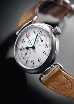 I know it's a mans watch, BUT I WANT IT!!!!  LONGINES // 180th Anniversary Collection