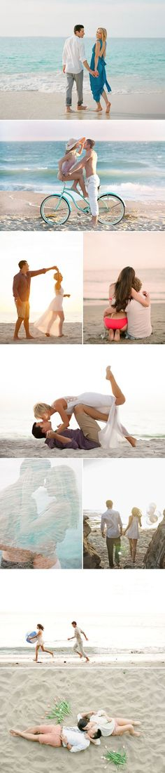 35 Summer Lifestyle Engagement Photo Ideas: