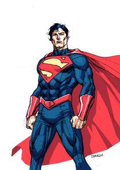 Superman by IbraimRoberson on DeviantArt