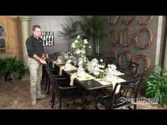 Gensun Bel Air Patio Furniture Overview Sold At Trees N Trends Or Www Treesntrends