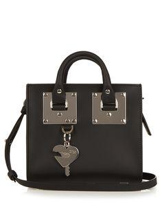 Albion Box leather cross-body bag   Sophie Hulme   MATCHESFASHION.COM UK