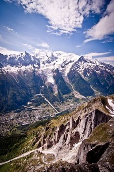 Mont Blanc - This summer <3