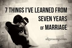 """""""If I get married, I want to be very married."""" – Audrey Hepburn In my single days, I remember looking at the smiling couple saying their """"I Do's"""" and thinking to myself, """"Wow there's two people that have it figured out."""" Then I got married. And realized that I didn't have a clue. As I …"""