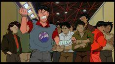Akira US Bandai 2009 Blu-ray Screenshot / 30 Akira, Cyberpunk, Bike Gang, Cinema, Family Guy, Cosplay, Baseball Cards, Fictional Characters, Games