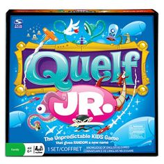 Quelf Jr Board Game Spin Master Games http://www.amazon.com/dp/B00421AGOS/ref=cm_sw_r_pi_dp_xz7Jvb19EEN7F