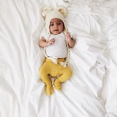 Baby tights are everything. I've been waiting for these to fit her . And that hat belonged to Lucas. So many wins in one photo. Ps anyone else on snap chat? I'm lilliesandleon if you want to follow. Late night snapping going on!  by lilliesandleon