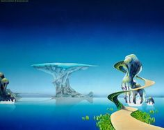 Roger Dean, one of my favorites