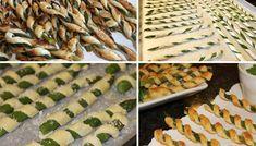 Chuťovka k vínečku a pivečku - chřest v listovém těstě Tofu, Bread, Parties, Hampers, Fiestas, Brot, Baking, Breads, Party