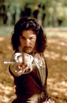 My name is Inigo Montoya, you kill my father, prepare to die.