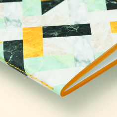 MARBLE NOTES YELLOW 15,00€ www.octaevo.com/shop