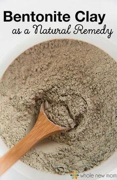 Bentonite Clay is an amazing natural remedy with health benefits and many ways to use it from cosmetics to digestive issues, to skin healing. Find out more about bentonite clay as a natural remedy and all of its uses and benefits.