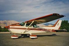1975 Cessna 172M N9038H Death Valley California