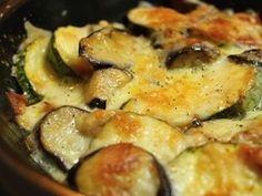 なすとズッキーニと完熟トマトのチーズ焼きの画像