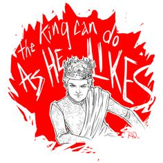 #King #Joffrey #GameOfThrones