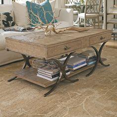 Coastal Living™ by Stanley Furniture Coastal Living Resort Windward Dune Coffee Table   Wayfair