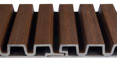 WEO Composite Composite Clear-Way Siding - Anti-Discoloration Warranty Cladding Design, Exterior Wall Cladding, House Cladding, Wood Cladding, House Siding, Facade Design, Door Design, Facade House, Composite Cladding