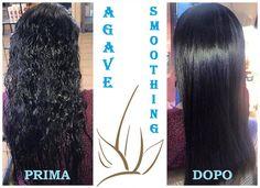 Noi crediamo in Agave Smoothing! Perché è il primo Condizionatore Lisciante e Anticrespo che liscia tutti i tipi di capelli e modella ricci e ondulazioni grazie agli estratti naturali di agave azzurra.