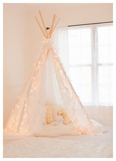 Gorgeous Lace Edge Photography Teepee Tent - Photo Prop - Play Tent - Intro Sale - Shabby Chic  From RaspberryAndLimeShop on Etsy
