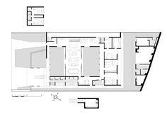 Clássicos da Arquitetura: Residência Castor Delgado Perez,Planta Baixa. © Ana Elísia da Costa