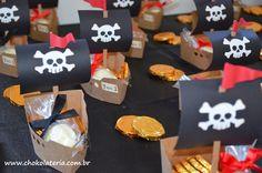 Chokolateria: Festa Pirata
