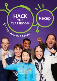 Didn't make it to our last Hack the Classroom? You can still get all the info you missed.