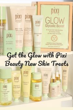Pixi Beauty Skin Treats Glow Tonic Drugstore Line Step Up Your Skin Care Game with the Best Drugstore Skin Care Line Out There! Pixi beauty online oly skin treats glow collection launch of products. Step Up, Pixi Beauty, Beauty Skin, Face Beauty, Drugstore Beauty, Beauty Care, Beauty Hacks, Beauty Secrets, Facial Steaming
