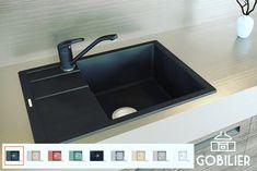 Alege o #chiuveta #schock #madeingermany care va dura in timp. Diverse seturi si culori numai la #Gobilier #👑 #😍❤️ Fa din chouveta vedetă casei tale! Culori îndrăznețe si cu personalitate. G(m)obilam împreună? #☎️ 0748048048 #📩 contact@gobilier.ro Ms Gs, Sink, Design, Home Decor, Granite Counters, Sink Tops, Vessel Sink, Decoration Home, Room Decor