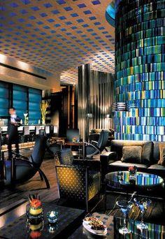 Four Seasons Hotel Hong Kong designed by Wilson Associates