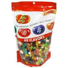 Jelly Belly jelly beans.