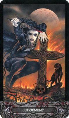 Tarot of Vampyres ► Judgement