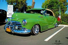 47 Chevy Convertible