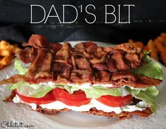 Dad's BLT