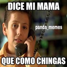 26 Trending Dice Mi Mama Memes - Thinking Meme Mexican Funny Memes, Mexican Jokes, Funny Spanish Memes, Spanish Humor, Funny Jokes, Spanish Quotes, Mexican Stuff, Hilarious, Mexicans Be Like