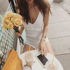 Fresh flowers fresh coffee  by rumineely