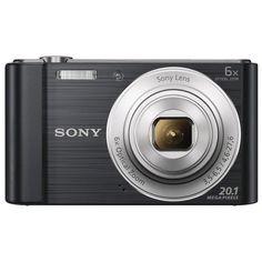 Sony Cyber-shot W810 20MP Digital Camera