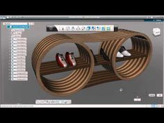 Free 3D design software for creating with 3D Printers and Laser Cutters.  --What's New in 123D Beta 9