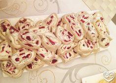 Recept: cranberry knoflook rolletjes | Mascha's Beautyblog - Beautygloss.nl