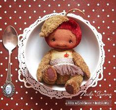 Авторские игрушки Надежды Суворовой / Изготовление авторских кукол своими руками, ООАК / Бэйбики. Куклы фото. Одежда для кукол