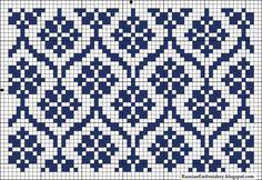 Shadow Knitting Sock Yarn Shawl pattern by Kimberly Gintar , Cross Stitch Borders, Cross Stitching, Cross Stitch Patterns, Quilt Patterns, Crochet Patterns, Knitting Charts, Knitting Stitches, Knitting Socks, Fair Isle Chart