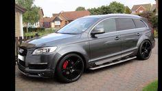 Audi Q7 Audi Q7 S Line, Jeep Wk, Carros Audi, Audi Sports Car, Sports Wagon, Audi Rs6, Car Goals, Car Tuning, Cool Trucks