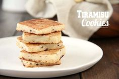 Tiramisu Cookies recipe - easy to make cookie recipe based on the popular Italian dessert. These simple homemade cutout cookies have mascarpone, espresso, cocoa, and rum extract. Delicious! Recipe @SnappyGourmet.com #SnappyGourmet #Cookie #Tiramisu #Italian #Dessert Easy To Make Cookies, Cut Out Cookies, No Bake Cookies, Sugar Cookies, Italian Cookies, Italian Desserts, Popcorn Recipes, Easy Cookie Recipes, Tiramisu Cookies