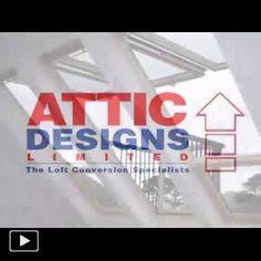 Attic Designs Ltd; Home