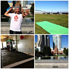 VINT workouts via A Lady Goes West in #SanFrancisco. @joinvintsf @joinvint http://aladygoeswest.com/2015/02/09/the-weekend-my-workouts-and-the-new-vint-app/